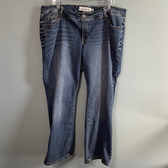 Torrid Vintage Medium Wash Relaxed Boot Jeans